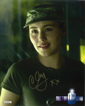 Christina Chong, Lorna Bucket,  Doctor Who,  Genuine Signed Autograph 10466